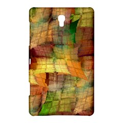 Indian Summer Funny Check Samsung Galaxy Tab S (8 4 ) Hardshell Case  by designworld65