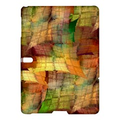 Indian Summer Funny Check Samsung Galaxy Tab S (10 5 ) Hardshell Case  by designworld65