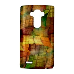 Indian Summer Funny Check Lg G4 Hardshell Case by designworld65