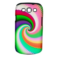 Colorful Spiral Dragon Scales   Samsung Galaxy S Iii Classic Hardshell Case (pc+silicone) by designworld65
