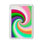 Colorful Spiral Dragon Scales   iPad Mini 2 Enamel Coated Cases Front