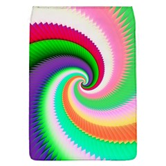 Colorful Spiral Dragon Scales   Flap Covers (l)  by designworld65