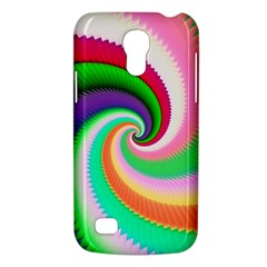 Colorful Spiral Dragon Scales   Galaxy S4 Mini by designworld65