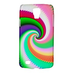 Colorful Spiral Dragon Scales   Galaxy S4 Active by designworld65