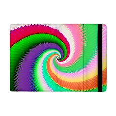 Colorful Spiral Dragon Scales   Ipad Mini 2 Flip Cases by designworld65