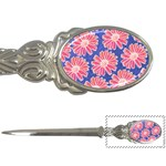 Pink Daisy Pattern Letter Openers