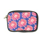 Pink Daisy Pattern Coin Purse