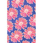 Pink Daisy Pattern 5.5  x 8.5  Notebooks Front Cover