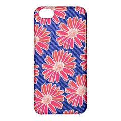 Pink Daisy Pattern Apple Iphone 5c Hardshell Case by DanaeStudio