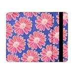 Pink Daisy Pattern Samsung Galaxy Tab Pro 8.4  Flip Case Front