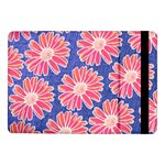 Pink Daisy Pattern Samsung Galaxy Tab Pro 10.1  Flip Case Front