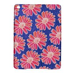 Pink Daisy Pattern iPad Air 2 Hardshell Cases