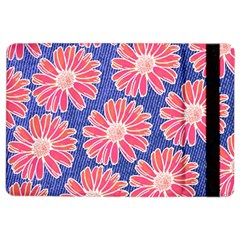 Pink Daisy Pattern Ipad Air 2 Flip by DanaeStudio