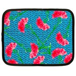 Carnations Netbook Case (Large) Front