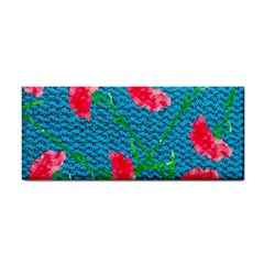 Carnations Hand Towel