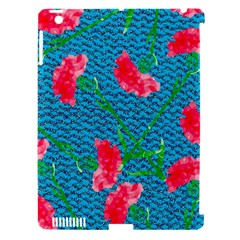 Carnations Apple Ipad 3/4 Hardshell Case (compatible With Smart Cover) by DanaeStudio