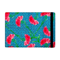 Carnations Apple Ipad Mini Flip Case