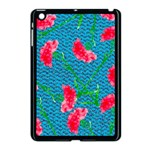 Carnations Apple iPad Mini Case (Black) Front