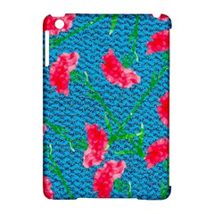 Carnations Apple Ipad Mini Hardshell Case (compatible With Smart Cover) by DanaeStudio