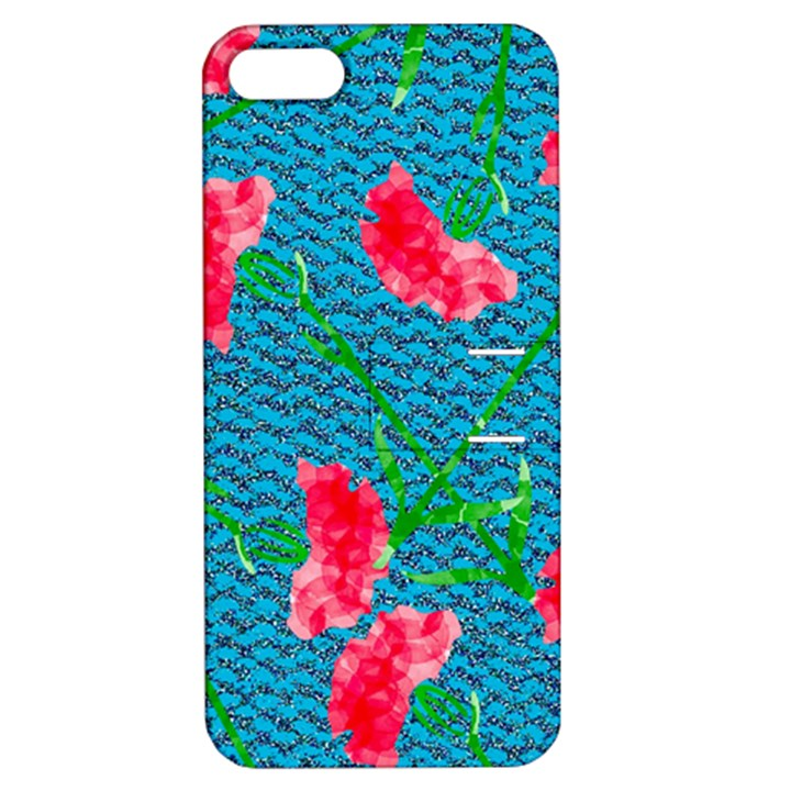 Carnations Apple iPhone 5 Hardshell Case with Stand
