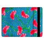 Carnations Samsung Galaxy Tab Pro 12.2  Flip Case Front