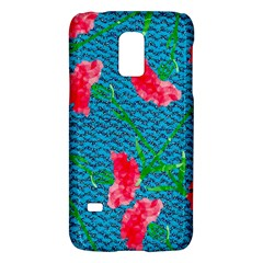 Carnations Galaxy S5 Mini