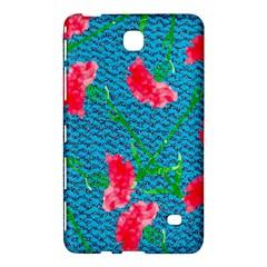 Carnations Samsung Galaxy Tab 4 (8 ) Hardshell Case  by DanaeStudio