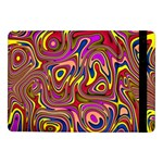 Abstract Shimmering Multicolor Swirly Samsung Galaxy Tab Pro 10.1  Flip Case