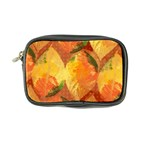 Fall Colors Leaves Pattern Coin Purse Front