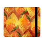 Fall Colors Leaves Pattern Samsung Galaxy Tab Pro 8.4  Flip Case Front
