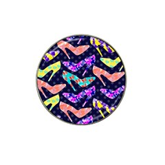 Colorful High Heels Pattern Hat Clip Ball Marker