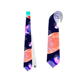 Colorful High Heels Pattern Neckties (two Side)