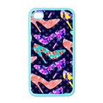 Colorful High Heels Pattern Apple iPhone 4 Case (Color)