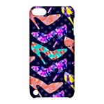 Colorful High Heels Pattern Apple iPod Touch 5 Hardshell Case with Stand