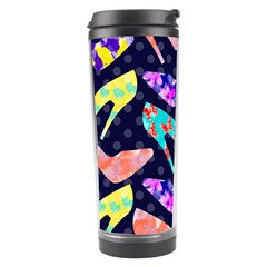 Colorful High Heels Pattern Travel Tumbler