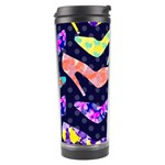 Colorful High Heels Pattern Travel Tumbler Right