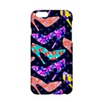 Colorful High Heels Pattern Apple iPhone 6/6S Hardshell Case