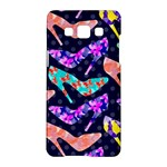 Colorful High Heels Pattern Samsung Galaxy A5 Hardshell Case