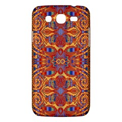 Oriental Watercolor Ornaments Kaleidoscope Mosaic Samsung Galaxy Mega 5 8 I9152 Hardshell Case