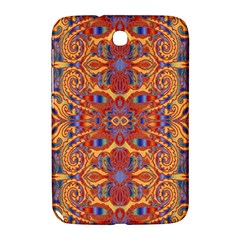 Oriental Watercolor Ornaments Kaleidoscope Mosaic Samsung Galaxy Note 8 0 N5100 Hardshell Case  by EDDArt