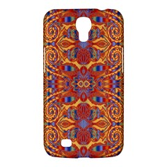 Oriental Watercolor Ornaments Kaleidoscope Mosaic Samsung Galaxy Mega 6 3  I9200 Hardshell Case by EDDArt
