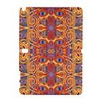 Oriental Watercolor Ornaments Kaleidoscope Mosaic Samsung Galaxy Note 10.1 (P600) Hardshell Case