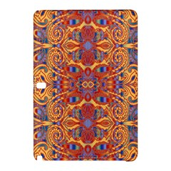 Oriental Watercolor Ornaments Kaleidoscope Mosaic Samsung Galaxy Tab Pro 10 1 Hardshell Case