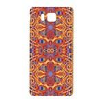 Oriental Watercolor Ornaments Kaleidoscope Mosaic Samsung Galaxy Alpha Hardshell Back Case