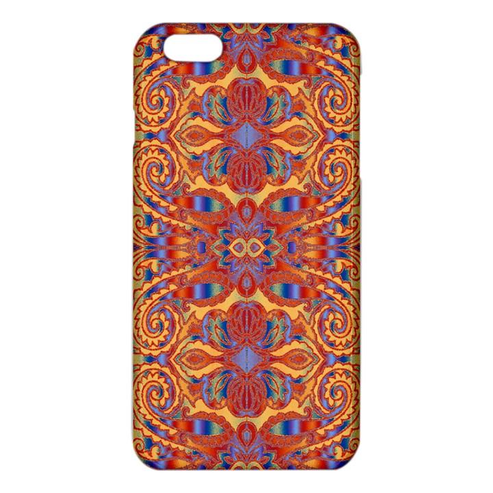 Oriental Watercolor Ornaments Kaleidoscope Mosaic iPhone 6 Plus/6S Plus TPU Case
