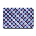 Snowflakes Pattern Small Doormat