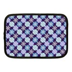 Snowflakes Pattern Netbook Case (Medium)