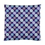 Snowflakes Pattern Standard Cushion Case (Two Sides) Back