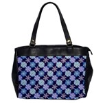 Snowflakes Pattern Office Handbags