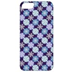 Snowflakes Pattern Apple iPhone 5 Classic Hardshell Case